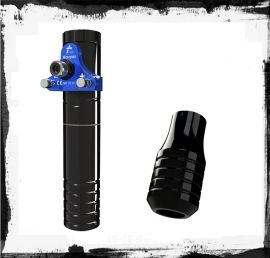 SCORPION - DEMONIC BLUE - GRIP 30MM