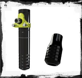 SCORPION - CRAZY LIME - GRIP 30MM