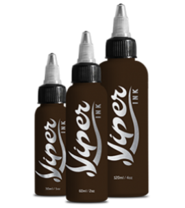 VIPER INK - MARROM CHOCOLATE