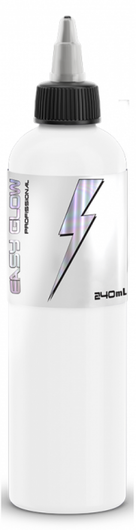 ELECTRIC INK - Ghost White - Easy Glow - 240ml