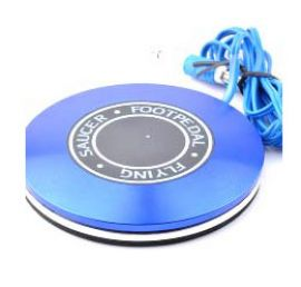 PEDAL FLYING SAUCER AZUL